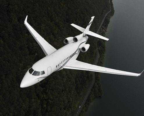 Falcon7X Charter