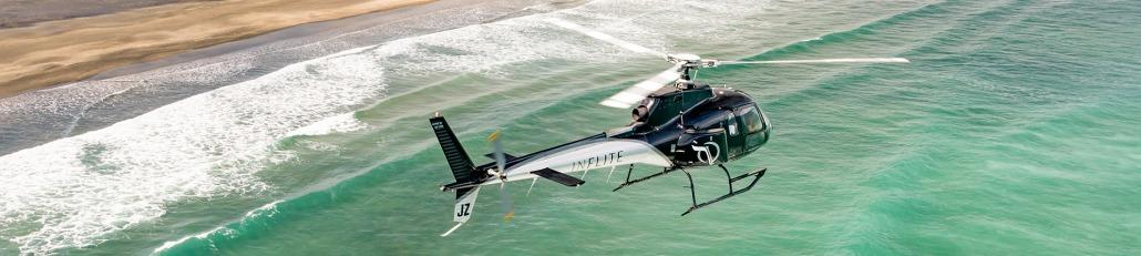 INFLITE Auckland Helicopter