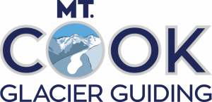 Mt. Cook Glacier Guiding Logo