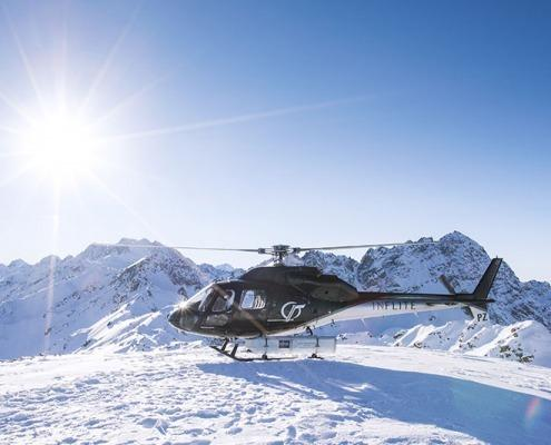 Mt. Cook Helicopter INFLITE