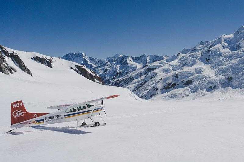 Mt Cook Ski Plane