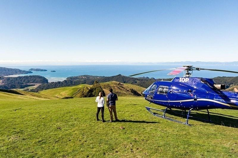 Nelson Tasman Air Helicopter