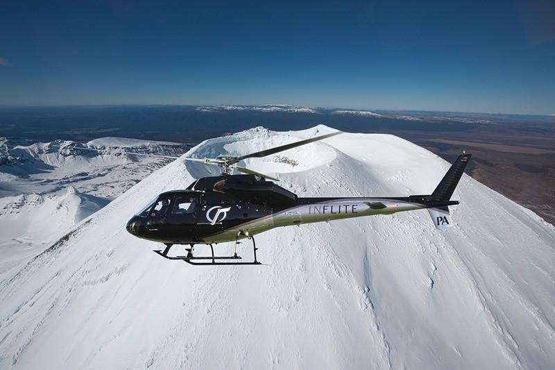Inflite MT Ngauruhoe Helicopter