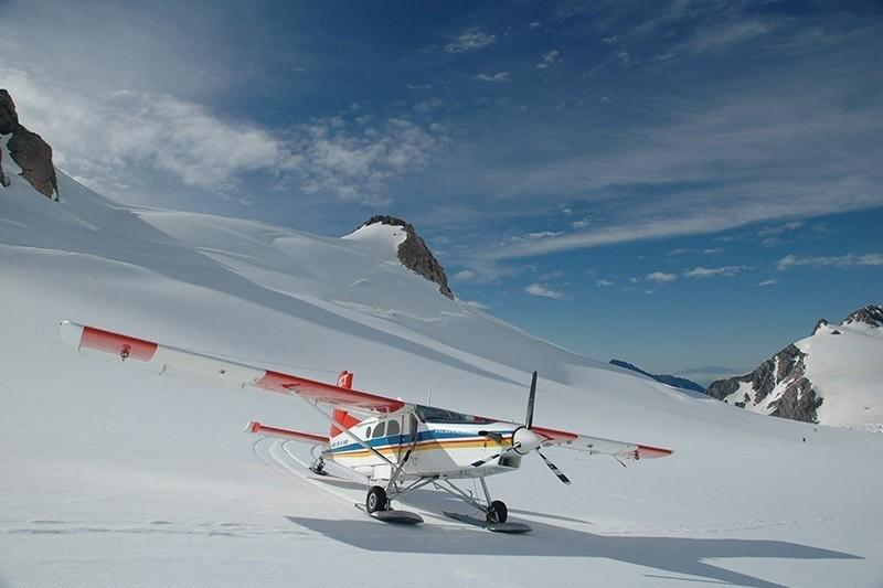 Mt. Cook Ski Plane