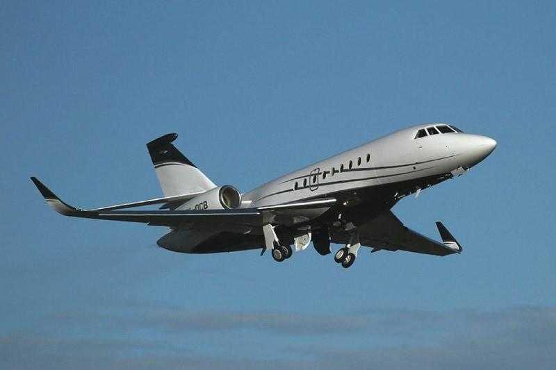 Falcon 2000XL