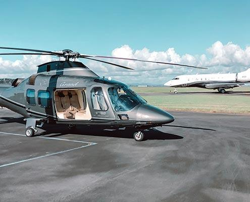 Agusta 109 Grand and Falcon 2000LX