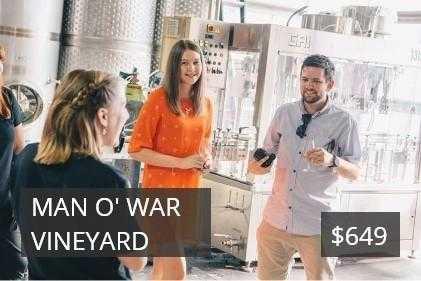 Man O' War Vineyard
